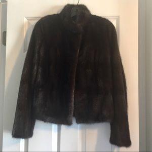 Jackets & Blazers - Authentic Mink Jacket size 40